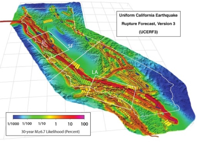 Future California Earthquakes